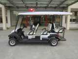 Battery Operated Golf Car for 8 Seater with Back Seat