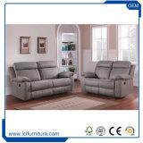 China Baroque Style Luxury Living Room Furniture Fabric Sofa Set