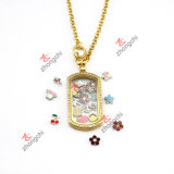 Stainless Steel Large Locket Pendant Necklace Jewellry for Men (SSL-89)