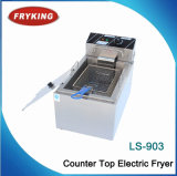 Ls-903 Counter Top Electric Fryer Main in China