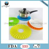 Cheap Wholesale Silicone Tableware Mat Pot Holder Sm31