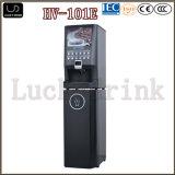101e Bean to Cup Espresso Coffee Vending Machine for America and Europea