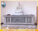 Asian Style Altar Table with Dragon Carvings