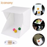 "24"" Mini Folding LED Light Table Top Photography Mini Photo Studio"