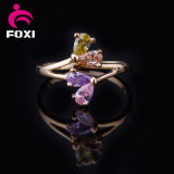Latest Design 18k Gold Plated Jewelry Rings