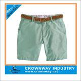 Summer Mens Slim Chino Short Made of 100% Cotton