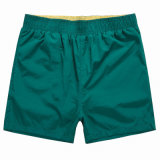 100% Polyester Men's Casual Board Beach Shorts for Sport