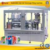 High Speed Automatic Beverage Canning Machine Unit