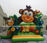 Hot Sale Inflatable Monkey Bouncer Inflatable Combo