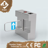 Electronic Flap Swing Barrier for Access Control