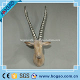 Resin Sheep Head Wall Decoration (HG091)