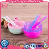 Mixing Facial Mask Plastic Bowl with Spoon
