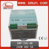 240W 12V/24V/36V/48V Single Output DIN Rail Pfc Switching Power Supply
