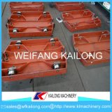 High Quality Flask Assembly Molding Line Used Pallet Car for Foundry