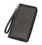New Fashion Purse Rivets Style Wallet (XQ0568)