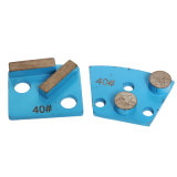Diamond Trapezoid Grinding Plate Tools for Reinforce Concrete Floor Polishing