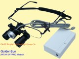 Medical Dental Portable Simple LED Headlight with Magnifier