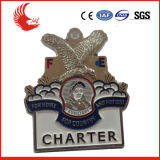 BSCI Factory High Quality Custom Metal Badge, Pin Badge