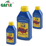 Gafle/OEM High Quality Lubricant DOT3 DOT4 250ml 500ml Brake Fluid