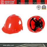 ABS/HDPE Reflective Industrial Safety Helmet (CC-SHA02)