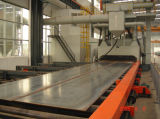 Roller Conveyor Type / Pass Through Type Shot Blast Machine with BV, SGS and ISO