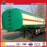 Steel Oil Tank 3 Axles 45000 Liters Fuel Tanker Trailer