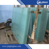 8mm Flat Acid Ethc Frost Glass for Building