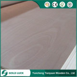 Thickness 2-18mm Poplar Core BB/CC Grade Commercial Plywood