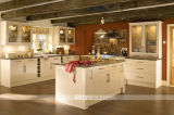 2014 Kitchen Cabinets Cream Solid Wood Series Hot-Selling Kitchen Furniture