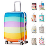 ABS Luggage with Spinner Wheels for Traveling (CL03)