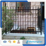 High Quality Powder Coated Metal Fence