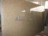 Rusty Yellow Granite Sunset Gold G682 Granite Floor Slabs