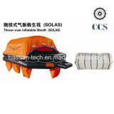 16 Persons Solas Dinghy Boat Approved by CCS and Ec (A16)