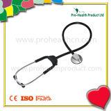 Single Head Professional Aluminum Deluxe Stethoscope