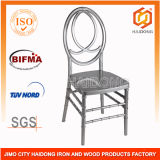 Popular Wedding Silver Lucite Resin Phoenix Chairs
