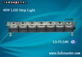 Super Bright, 40W LED Strip, 160lm/W