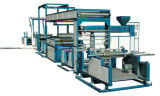 Plastic Film Laminating Machine