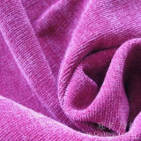 28W Polyester and Nylon Composed Corduroy Fabric for Sofa Covers