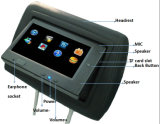 Android Headrest Screens with 3G, Remote Update Advertisement Tablet Pc