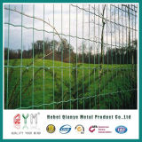 Holland Field Fence PVC Coated Euro Wire Mesh Fence