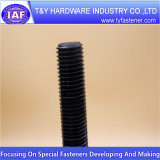 High Quality DIN976 Black Threaded Rod