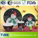 Ceramic Porcelain Dinner Set for Christmas Decoration (TS-009)
