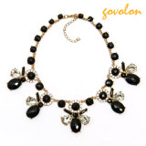 New Fashion Necklace Jewelry with Rhinestone and Crystal