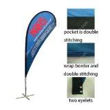 Portable Teardrop Flag Banner/Stand Flag/Beach Flag