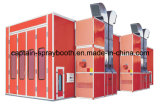 Long Bus Spray Paint Booth, Industrial Coating Line Equipment