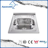 Stainless Steel Single Bowl Moduled Kitchen Sink (ACS-6050)