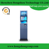 Self Service Ticketing Print Touch Kiosk for Custom Design