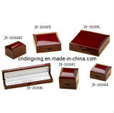 Wooden Jewelry Box Set / Necklace Box/ Ring Box (JB2026)