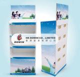 Custom Printing Cardboard Advertising Display Made in China Hot Sales
