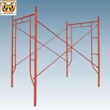 Portable and Mobile Working Platform Frame Scaffolding System